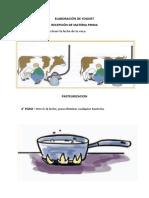 Elaboración de Yogurt