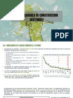 indicadores de construccion sostenible