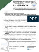 Edital Nº VII/MMXIX - Assembleia de Freguesia de Sande e S. Lourenço do Douro