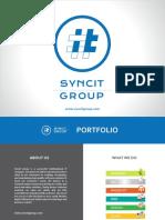 SyncIt Portfolio