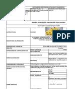 Ficha Sistema de Gestion de La Calidad y Ambiental