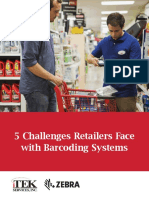5 Challenges Retailers Face Barcoding eBook New