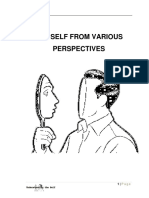 The Self From Various Perspective