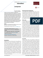 2006 Blakemore Et All Development of the Adolescent Brain