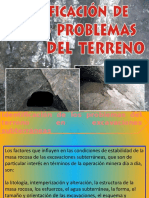 Exposicion Geomecanica-problemas Del Terr