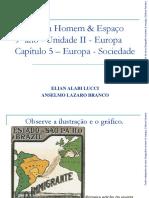 1 Europa - Sociedade