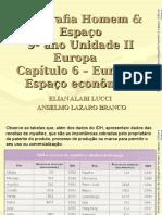 1 Europa - Economia