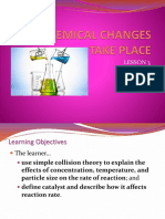 How Chemical Changes Take Place
