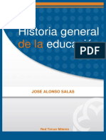 historia general de la educacion