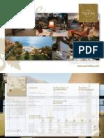 The Cliff Bay Factsheet MICE FR