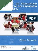 Ficha Tecnica 2017