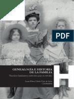 GENEALOGÍA E HISTORIA DE LA FAMILIA - VÍNCULOS FAMILIARES Y MÉTODOS PARA SU ESTUDIO - LAURA ELENA DÁVILA DÍAZ DE LEÓN (COORDINADORA).pdf