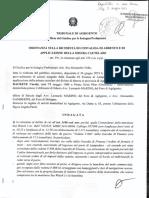 GIP AG Ordinanza Rackete Rigetto Convalida