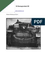 El Sturmgeschutz III