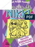 El Diario de Nikki Mejores Enemigas Para Siempre