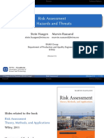 Hazards and Threats