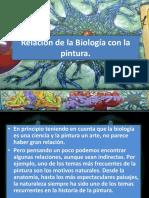 Relación de La Biología Con La Pintura