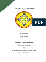 Proses managemen
