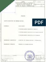 99-92 Procedimiento Para La Programación de La Ejecución de Los Trabajos en El Sistema de Control de Trabajo (Transmisión)
