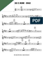 Jesus El Mismo Brass - Trumpet in Bb