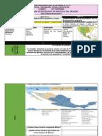 planeacion geografia de mexico