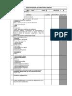 Guía Evaluación Historia Clínica General