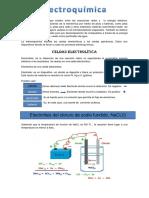 ELECTROQUIMIICA - ELECTROLISIS