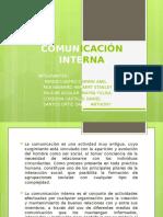 Comunicación Interna Power Point