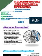 Análisis y Diagnostico Del Estado Operativo de La