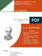 Seminario Skinner Ok