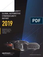 Upstream Security Global Automotive Cybersecurity Report 2019