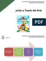 Club Educación a Través Del Arte