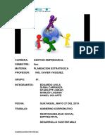 Planificación Estratégica Trabajo Escrito Grupo1