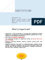 2. Cognitivism