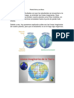 Planeta Tierra y Sus Líneas