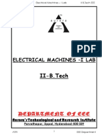 EM-I Lab Manual - Copy