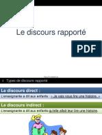 discours-rapporte
