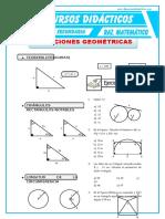 Situaciones Geometricas Para Tercero de Secundaria
