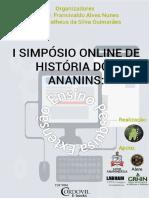I Simpósio Online de História dos Ananins E-book.pdf