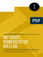 Metodos Numericos en Matlab 1