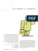 Proyectos Mejora Ciudadania 20061