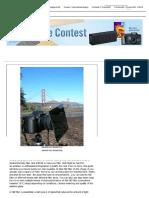 DIY $10 10-Stop Neutral Density (ND) Filter