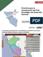 1. Directiva PEDN