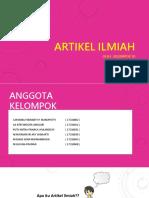 KELOMPOK 10 ARTIKEL ILMIAH.pptx