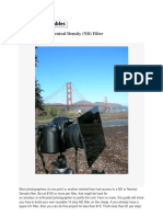 DIY $10 10-Stop Neutral Density (ND) Filter by imjasonc.docx