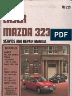 Manual Book Laser Mazda 323-89-92 Engine