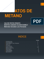 Hidratos de Metano 1