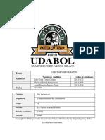 Evaluación de Proyectos Caso