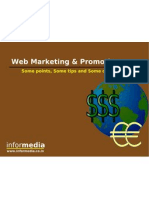 Internet/Web Marketing and Promotion for Single Owner Businesses