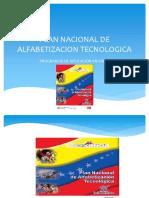 Plan Nacional de Alfabetizacion Tecnologica Unidad 4